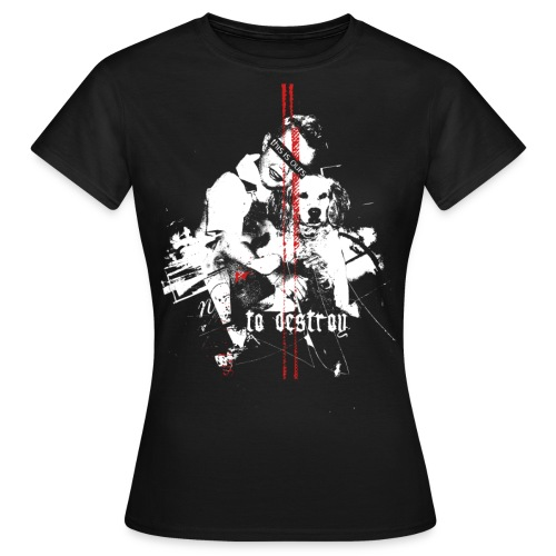 This is ours... - Women's T-Shirt