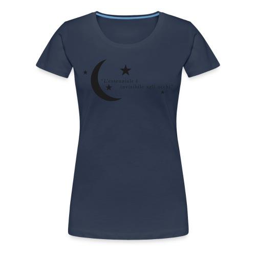 L'essenziale è... - Maglietta Premium da donna