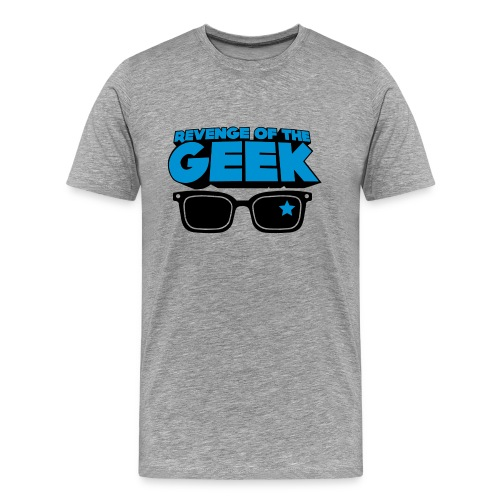 Revenge of the Geek - T-shirt Premium Homme