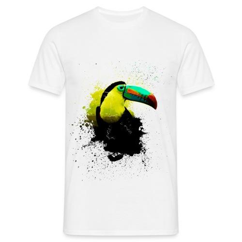 Dappled Toucan - T-shirt Homme