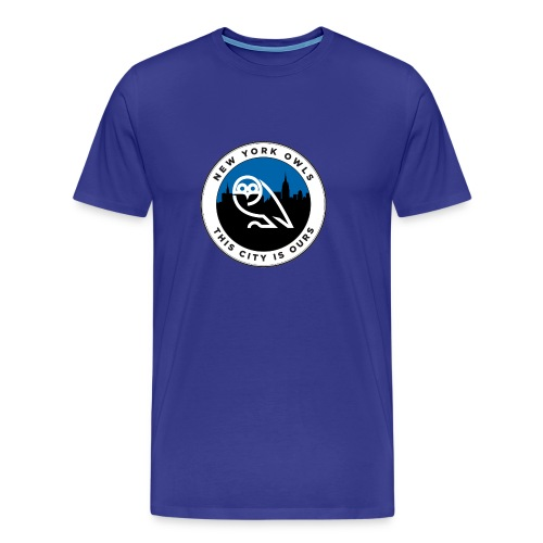 New York Owls (Mens) - Men's Premium T-Shirt
