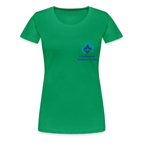 LGS offiziell - Frauen Premium T-Shirt
