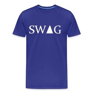 T-Shirt swag - Mannen Premium T-shirt