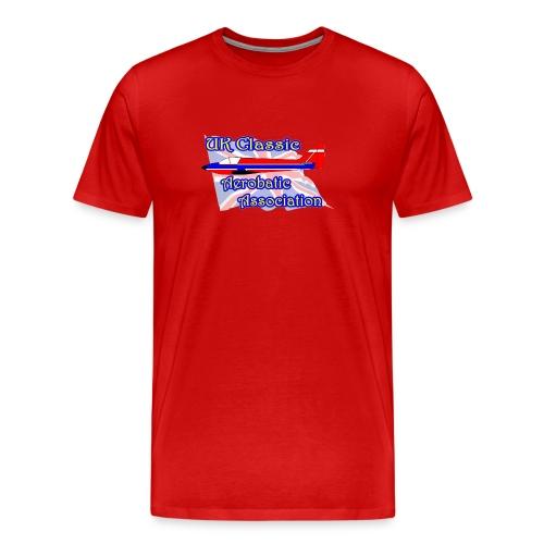 UKCAA T shirt - for the larger build - Men's Premium T-Shirt