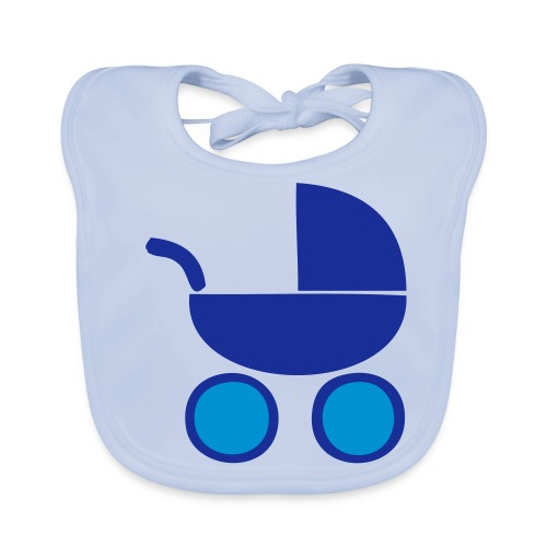 Milk - Babero ecológico bebé