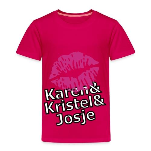 T-Shirt kinderen K3 - Kinderen Premium T-shirt