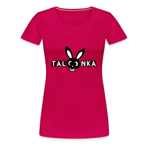 T-Shirt Officiel Femme - T-shirt Premium Femme