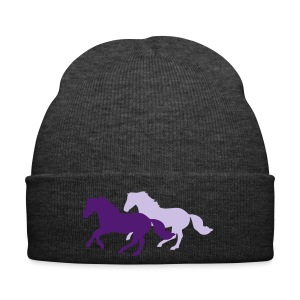 Galloping Horses Hat - Winter Hat