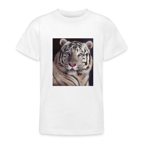 Tigre blanc - T-shirt Ado