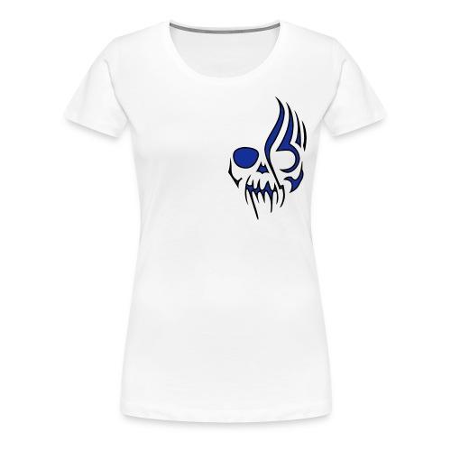 Shirt frau 2 flock - Frauen Premium T-Shirt