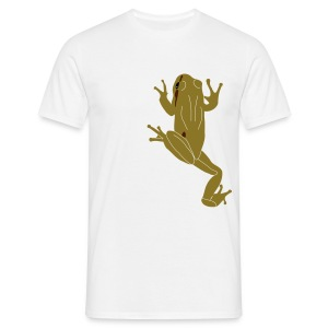Climbing Tree Frog - Men's T-Shirt