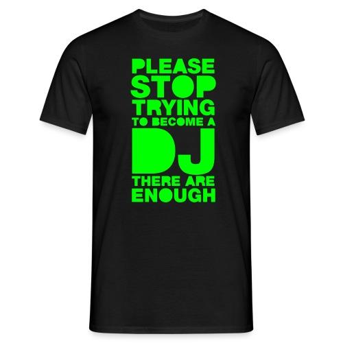 Weak DJ's - Men's T-Shirt