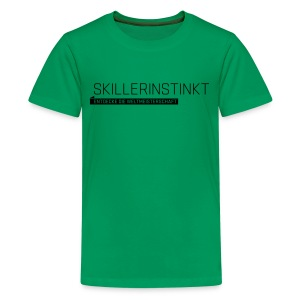 Skillerinstikt Teenager T-Shirt - Teenage Premium T-Shirt