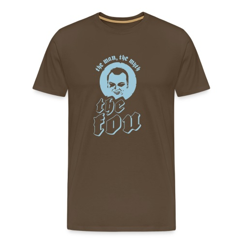 The Fou - Mannen Premium T-shirt