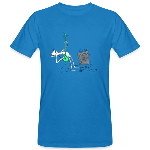 Rck-white - Männer Bio-T-Shirt