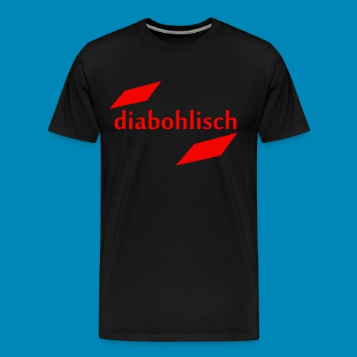 diabohlisch - Männer Premium T-Shirt