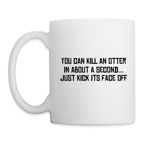 BRASS EYE - Mug