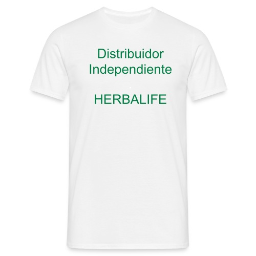 Distribuidor Independiente Herbalife - Camiseta hombre