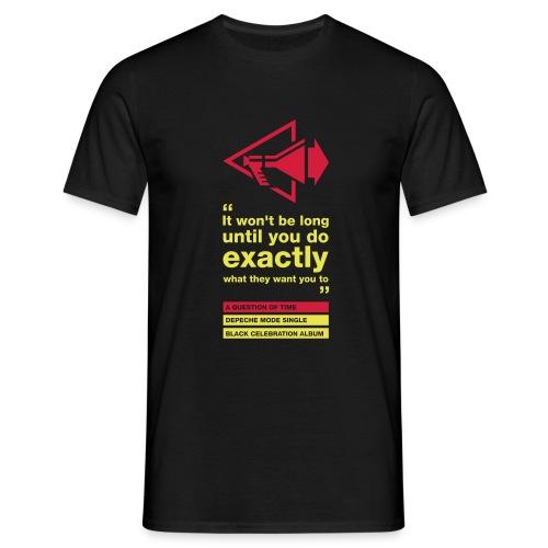 It won't be long Homme - T-shirt Homme