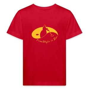FreeStyle is Zen Kinder Bio Shirt - Kinder Bio-T-Shirt