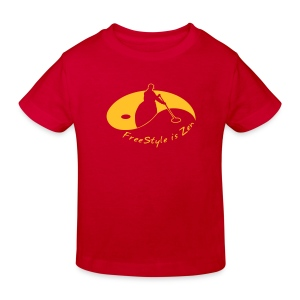 FreeStyle is Zen Kinder Bio Shirt - Kinder Bio-T-Shirt