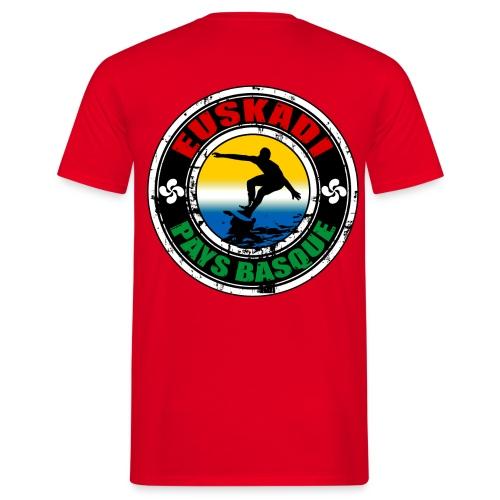 Pays Basque surfing team - Men's T-Shirt