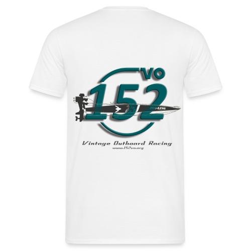 152VO FooLing petrol - Männer T-Shirt
