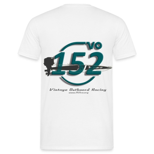 152VO Madcap petrol - Männer T-Shirt
