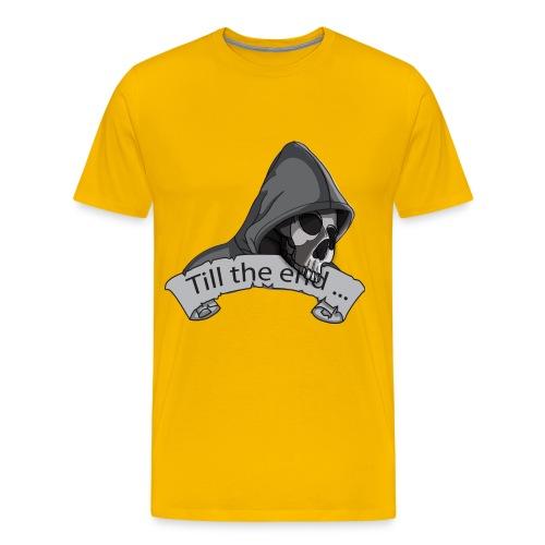 Till The End - Men's Premium T-Shirt
