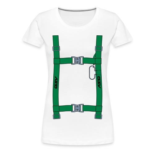 Parachute - Women's Premium T-Shirt