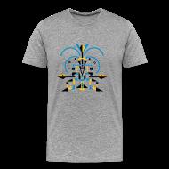 T-shirts ~ Mannen Premium T-shirt ~ Krijger