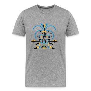 Krijger - Mannen Premium T-shirt