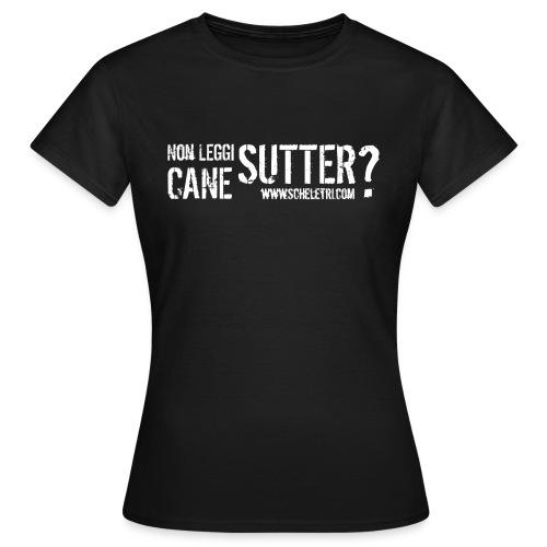 Sutter Cane (donna) - Maglietta da donna