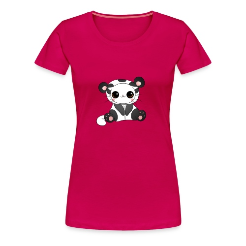 I am Panda - Frauen Premium T-Shirt