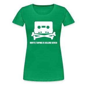 Whyte Taping - Women's Premium T-Shirt