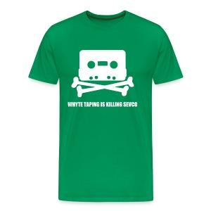 Whyte Taping - Men's Premium T-Shirt