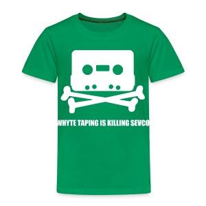 Whyte Taping - Kids' Premium T-Shirt