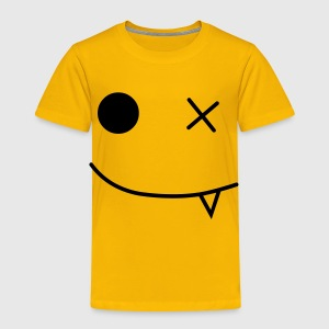 little monster - Kinder Premium T-Shirt