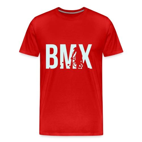 BMX 1 - Männer Premium T-Shirt