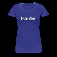 T-shirts ~ Premium-T-shirt dam ~ SvM-topp