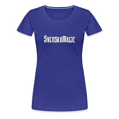 SvM-topp - Premium-T-shirt dam