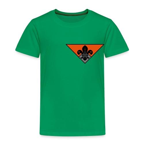 Uniform welpen (maten 98-140) - Kinderen Premium T-shirt