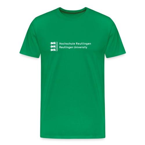 HSRT T-Shirt Männer, grün - Männer Premium T-Shirt