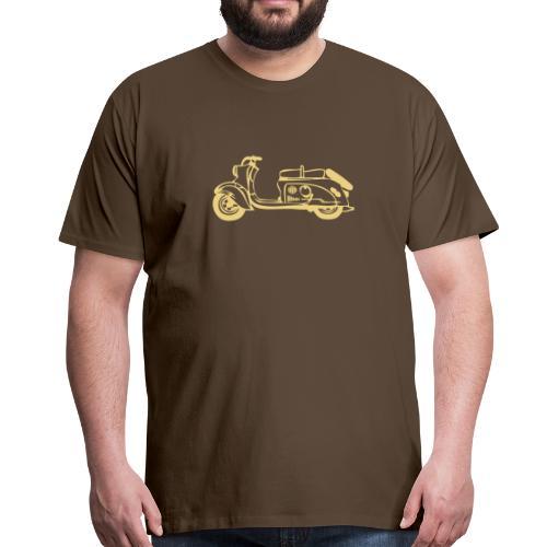 IWL Roller Berlin - Männer Premium T-Shirt