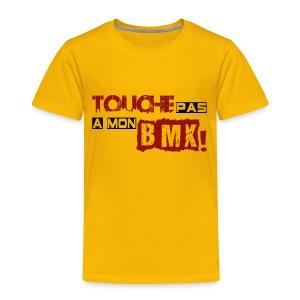 TOUCHE PAS A MON BMX - T-shirt Premium Enfant
