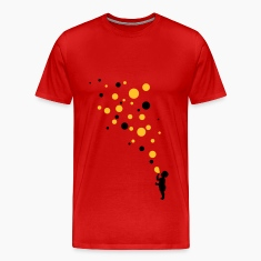 Love color bubbles T-Shirts