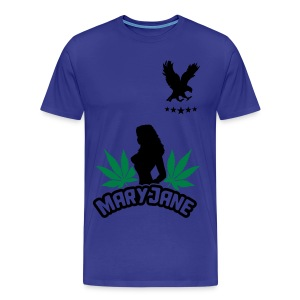 hollow vains marry jane tee - Men's Premium T-Shirt