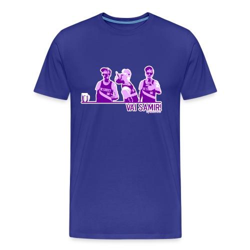 T-Shirt Vai Samir! - Maglietta Premium da uomo