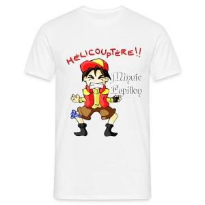 Mini-Kriss - Hélicouptère 1 - T-shirt Homme