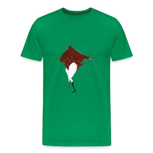 Triangel Trine (m) - Männer Premium T-Shirt